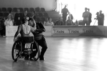 danze paralimpiche amatoriali